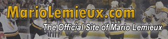 The Official Site of Mario Lemieux